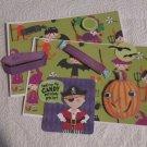 Halloween 61 - Mat Set