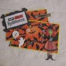Halloween 100 - Mat Set