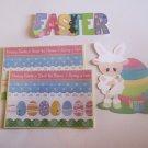 Easter Lamb 2 - Printed Piece/Title & Mats set