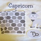 Capricorn - Printed Piece/Title & Mats set