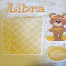 Libra - Printed Piece/Title & Mats set
