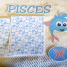 Pisces - Printed Piece/Title & Mats set