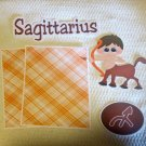 Sagittarius - Printed Piece/Title & Mats set