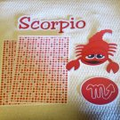 Scorpio - Printed Piece/Title & Mats set