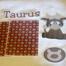 Taurus - Printed Piece/Title & Mats set