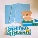 Splish Splash Boy 1 - Printed Piece/Title & Mats set
