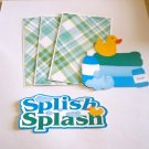Splish Splash Boy 2 - Printed Piece/Title & Mats set