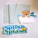 Splish Splash Boy 3 - Printed Piece/Title & Mats set
