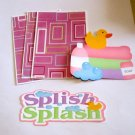 Splish Splash Girl 2 - Printed Piece/Title & Mats set