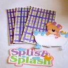 Splish Splash Girl 3 - Printed Piece/Title & Mats set