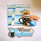 You Warm My Heart 1 - Printed Piece/Title & Mats set