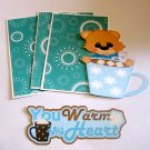 You Warm My Heart 4 - Printed Piece/Title & Mats set