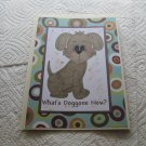 """What's Doggone New 3 - 5x7"""" Greeting Card with envelope"""
