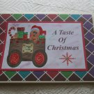 """A Taste of Christmas Train - 5x7"""" Greeting Card with envelope"""