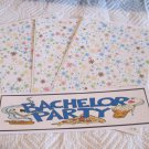 Bachelor Party a - 4pc Mat Set