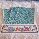 Bingo a - 4pc Mat Set