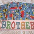Brother b - 4pc Mat Set