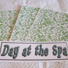 Day At The Spa - 4pc Mat Set