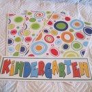 Kindergarten 2a - 4pc Mat Set