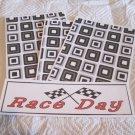 Raceday Flags a - 4pc Mat Set