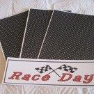 Raceday Flags - 4pc Mat Set