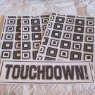 Touchdown a - 4pc Mat Set