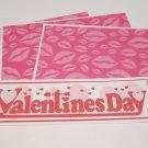 Valentines Day - 4pc Mat Set