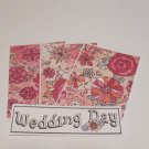 Wedding Day - 4pc Mat Set