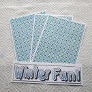 Winter Fun - 4pc Mat Set