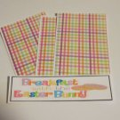 Breakfast With The Easter Bunny - 4pc Mat Set