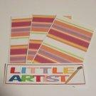 Little Artist 2 - 4pc Mat Set