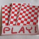 Play - 4pc Mat Set