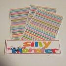 Silly Monster - 4pc Mat Set
