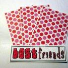 Best Friends a - 4pc Mat Set