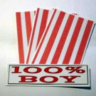100 Percent Boy - 4pc Mat Set