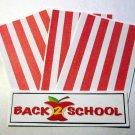 Back To School b - 4pc Mat Set