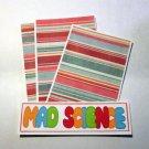 Mad Science - 4pc Mat Set