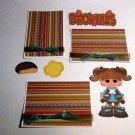 Brownies a3 - Printed Piece/Title & Mats set