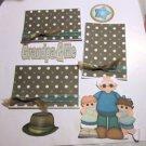 Grandpa and Me a3 - Printed Piece/Title & Mats set