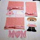 Mom Boy a3 - Printed Piece/Title & Mats set