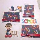 School Boy 1 a3 - Printed Piece/Title & Mats set