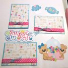 Sweet on You 1 a3 - Printed Piece/Title & Mats set