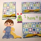I Have A Bug Boy a3 - Printed Piece/Title & Mats set