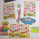 Pool Gear Boy a3 - Printed Piece/Title & Mats set