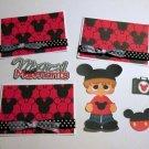 Magical Memories Boy a3 - Printed Piece/Title & Mats set