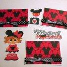 Magical Memories Girl a3 - Printed Piece/Title & Mats set
