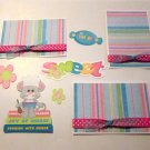 Sweet Cooking Mouse a3 - Printed Piece/Title & Mats set