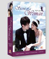 Scent of  a Woman Korean Drama - YA Entertainment Release Rare OOP