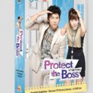Protect the Boss - Korean Drama - Ya Entertainment Rare OOP LIke New