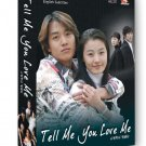 Tell Me You Love Me -Korean Drama - Ya Entertainment Rare OOP Brand New